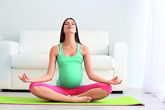 Йога для беременных: полезные и опасные асаны