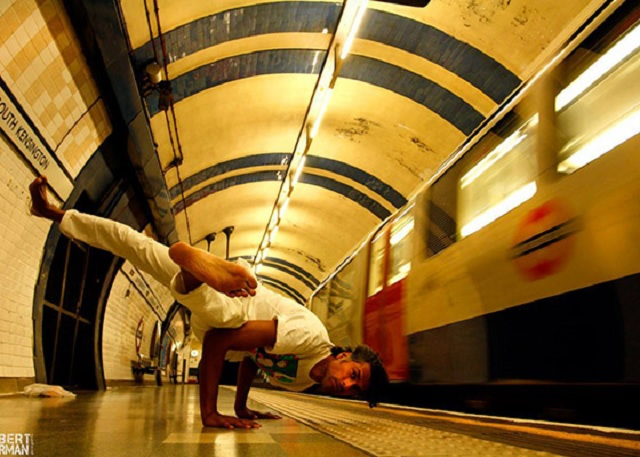 йога-инструкторы Масуд Али Хан