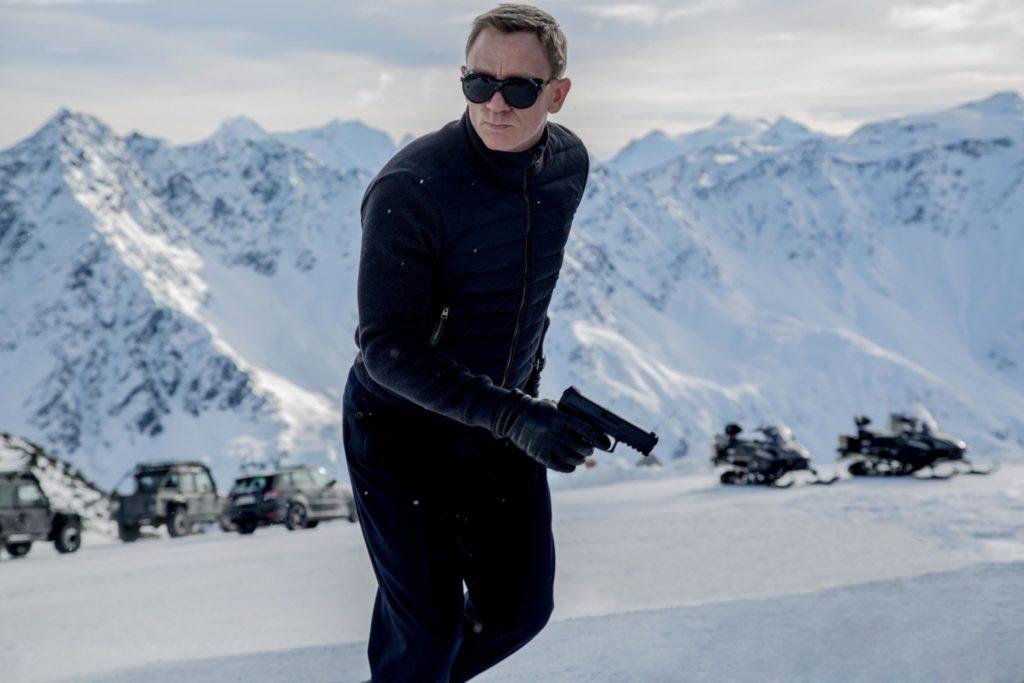 Бонд-Крейг в фильме «007 «Спектр» (2015). Legion-Media