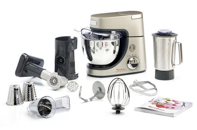Кухонная машина Moulinex QA601
