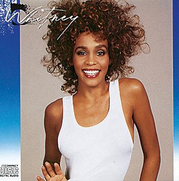 Фото Burda Media: обложка альбома «Whitney», 1987