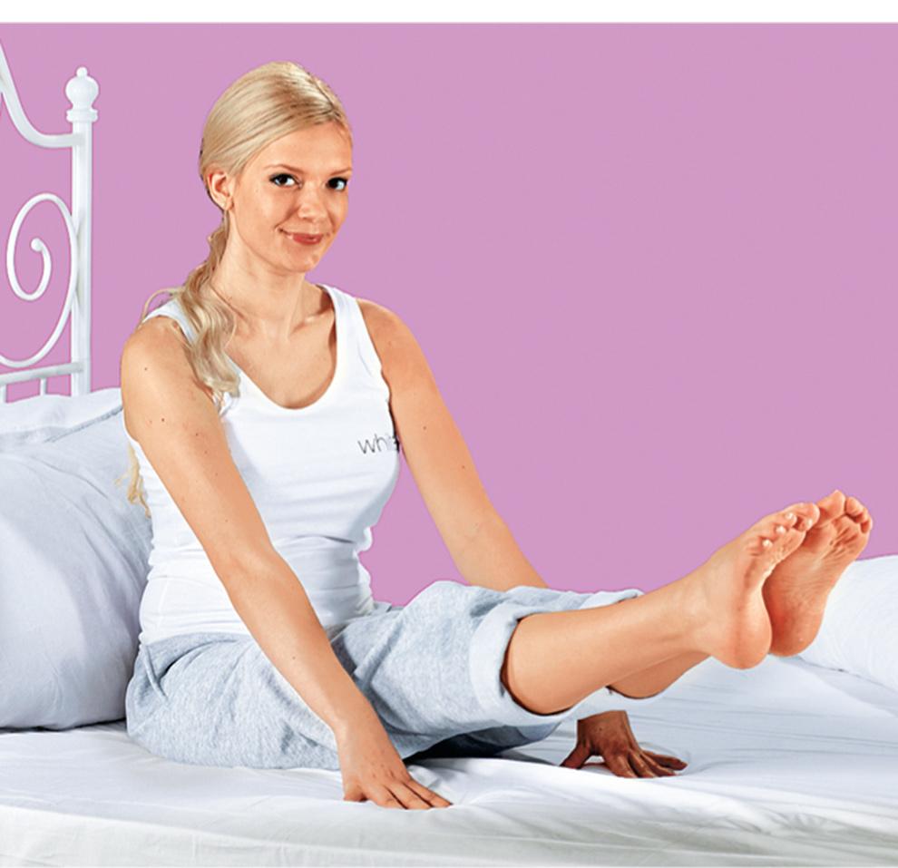 упражнение накровати