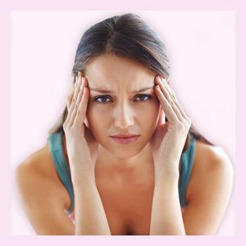В начале беременности голова болит