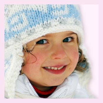 Сухость кожи в зимнее время у ребенка
