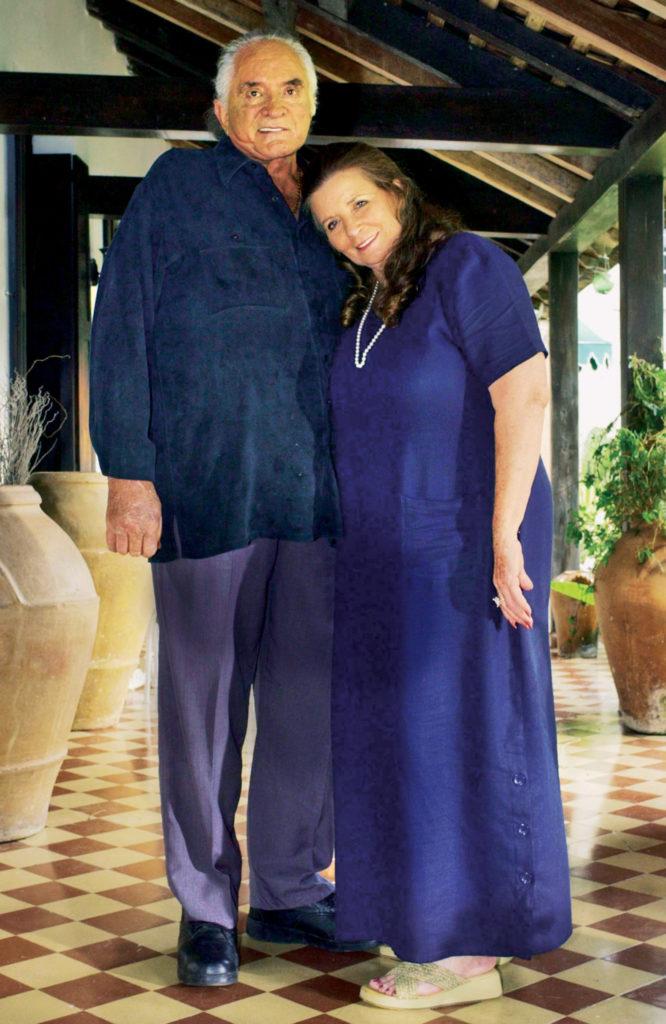 Любить до последнего: Джонни и Джун в 2002 году