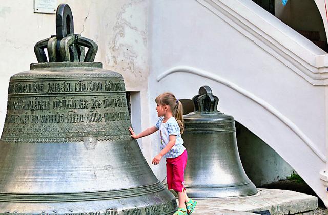 Колокола на Софийской звоннице. Фото: Анатолий Швец/ ИТАР-ТАСС