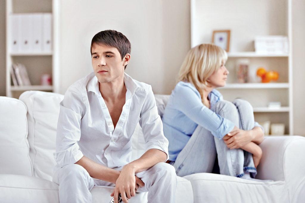 Как справиться с депрессией после развода с женой
