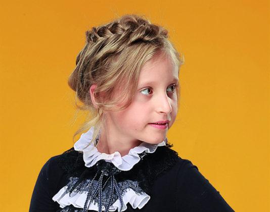 Фото причесок для детей на 1 сентября