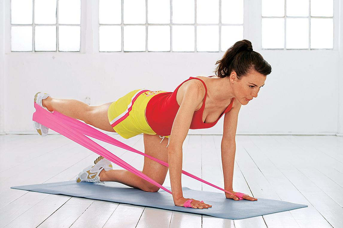 ИНФОРМАЦИЯ: Фитнес резинка для ног, ягодиц и рук