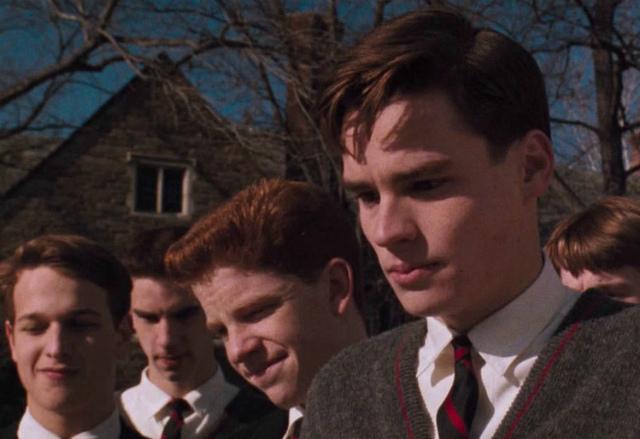 Кадр из фильма «Общество мертвых поэтов»