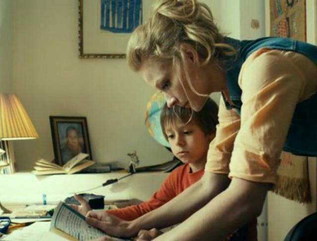 Кадр из фильма «Дневник мамы первоклассника»