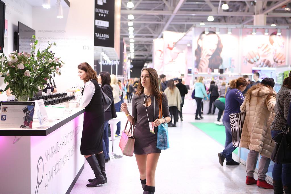 Выставка в москве по косметике
