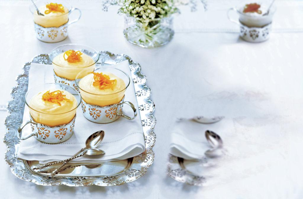 Топ-24 легких и полезных новогодних десертов
