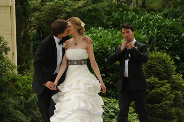 Кадр из фильма «Безумная свадьба»