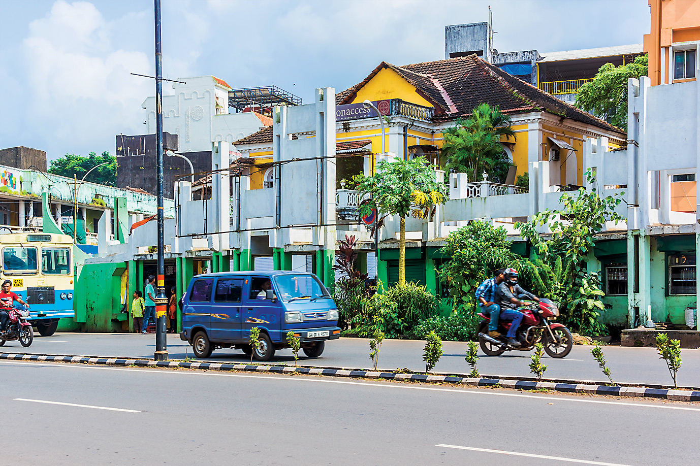 Панаджи — столица Гоа