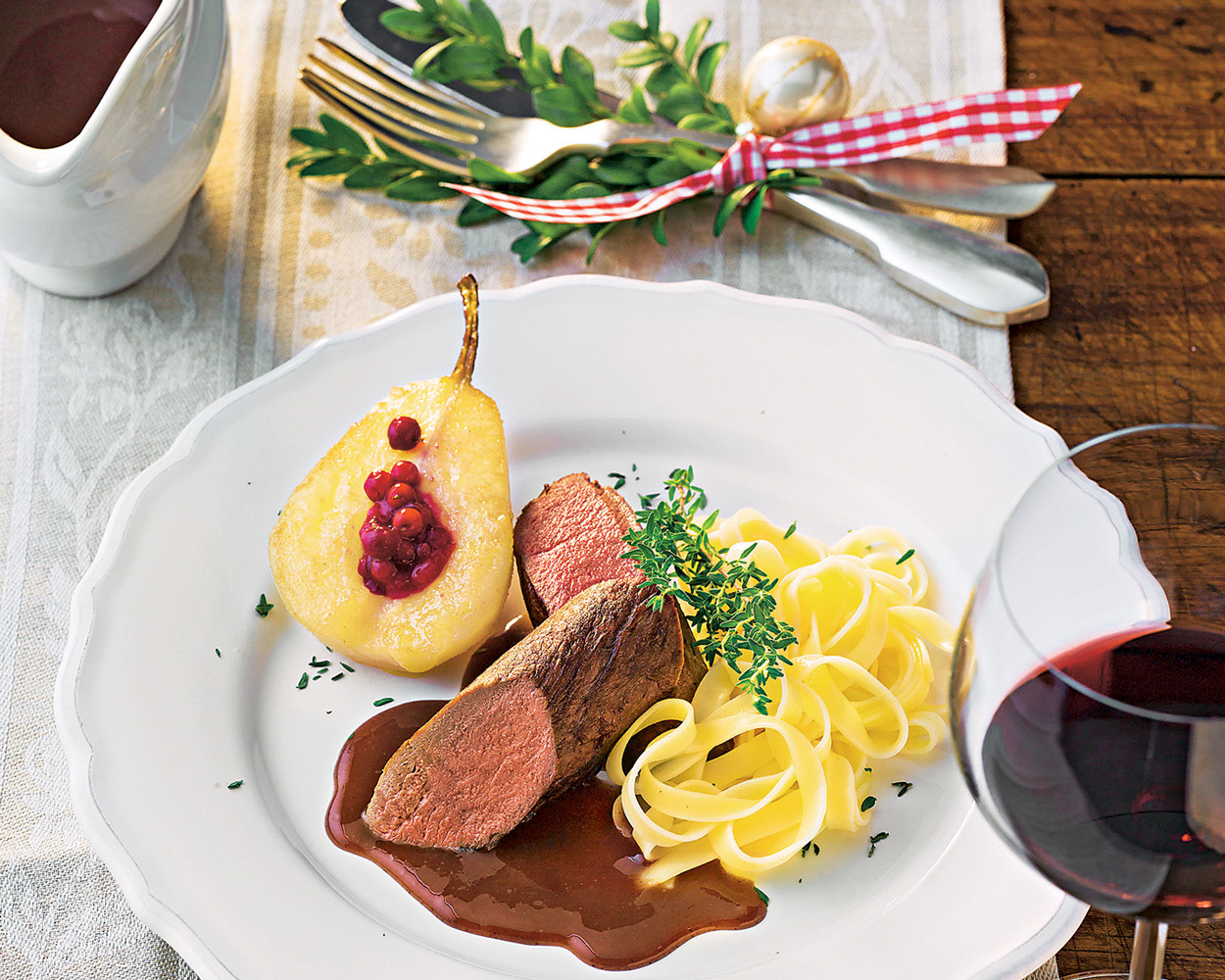 Сочное мясо вдуховке: 4 вкусных рецепта