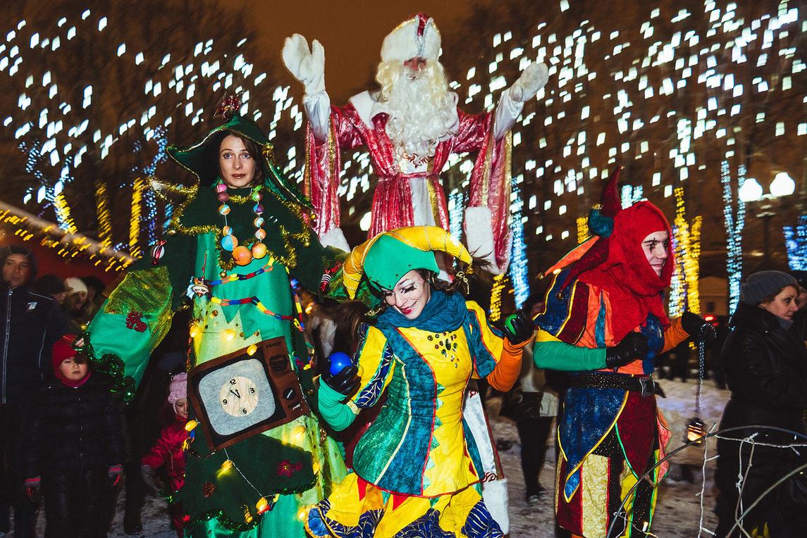 «Путешествие в Рождество»: программа фестиваля в Москве