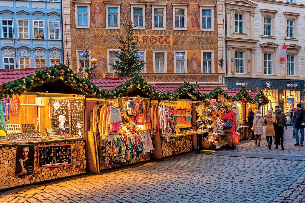 Новый год в Праге: город, в котором живет сказка (фото)