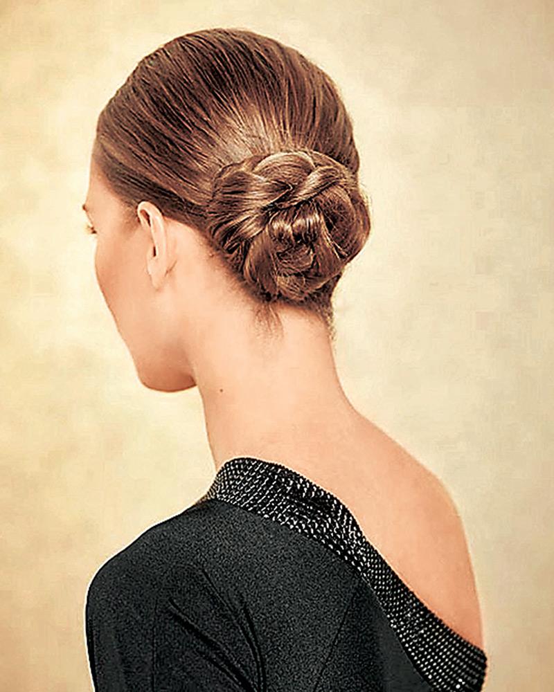 Быстрые укладки длякоротких, средних идлинных волос