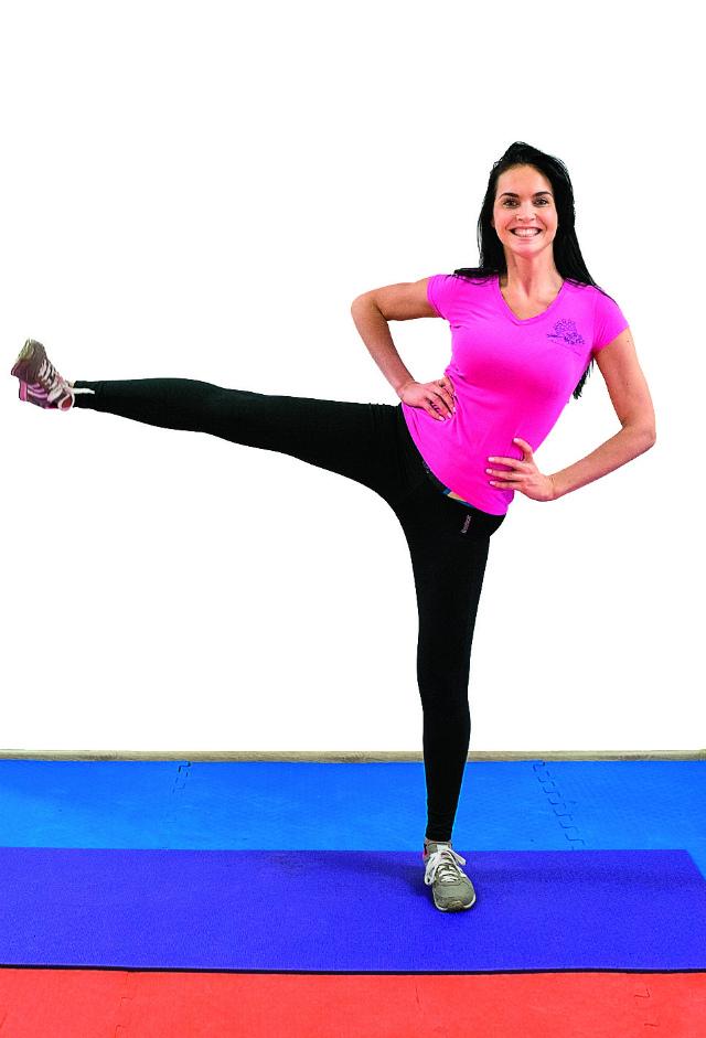 Секрет идеальной фигуры модели Анны Орис: топ-8 упражнений