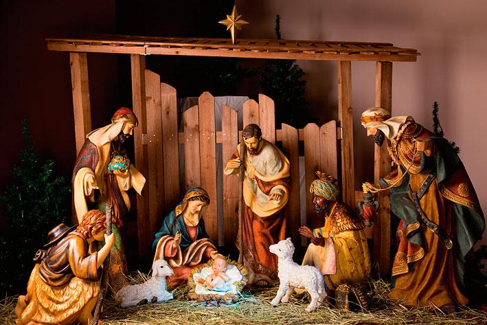 Сочельник: как и что рассказать ребенку о Рождестве