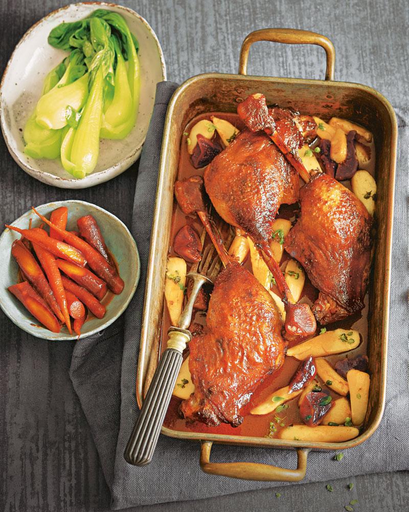 Готовим рождественские блюда: 4 праздничных рецепта