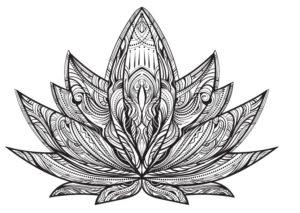 Рисунки хной или мехенди: как нарисовать узор наудачу