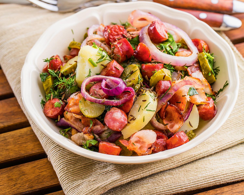 Зимние салаты: 4 вкусных рецепта