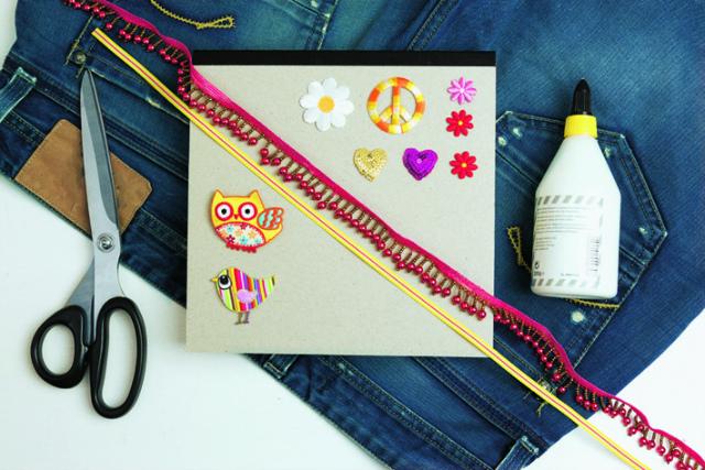 Что сделать из старых джинсов: мастер-класс для мам и дочек