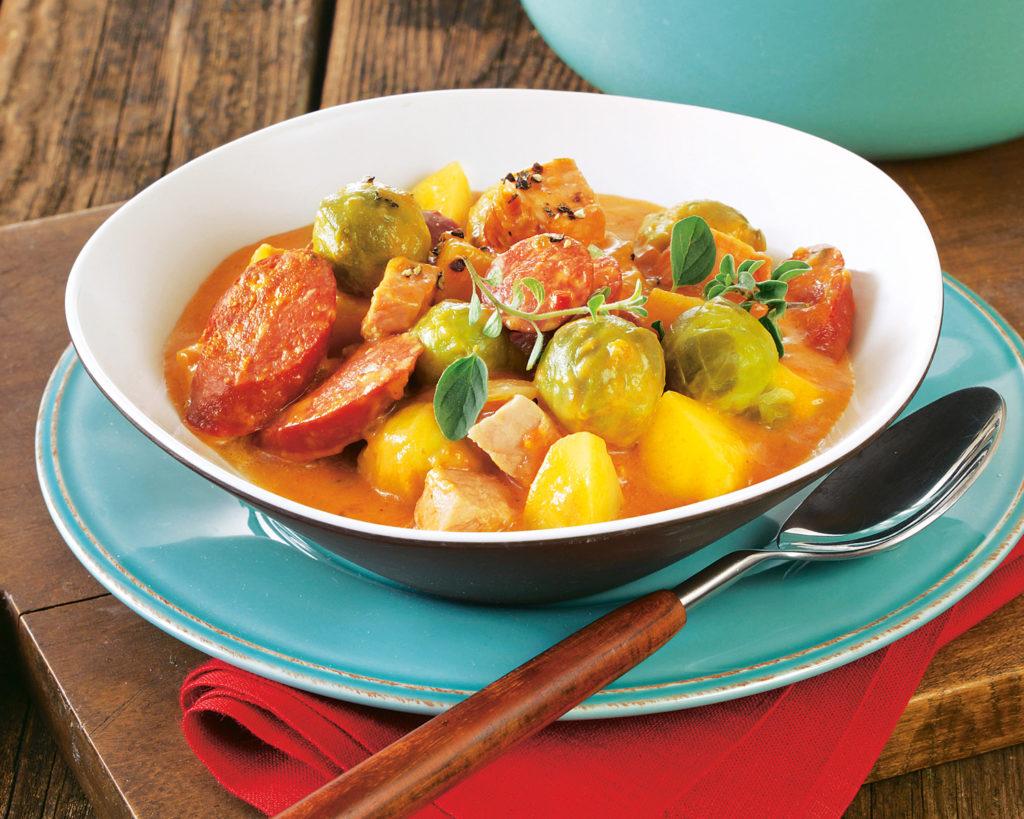 Густые супы: 4 оригинальных рецепта
