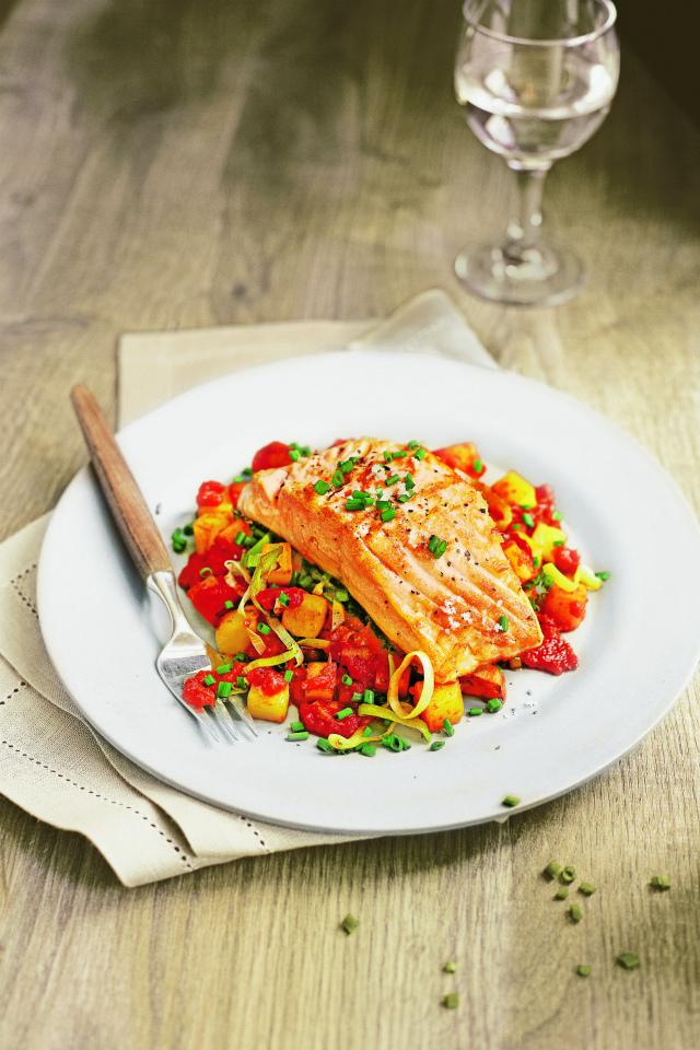 Блюда из красной рыбы: 4 необычных рецепта
