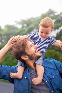 Папа и малыш: как помочь мужу стать идеальным родителем
