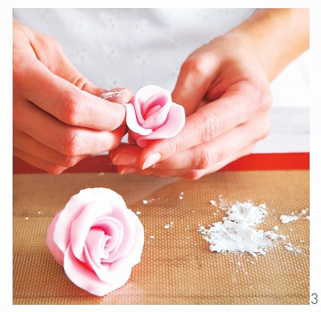 Обтяжка торта мастикой Как покрыть торт мастикой