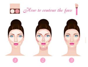 Без пластики: как стать идеальной с помощью макияжа