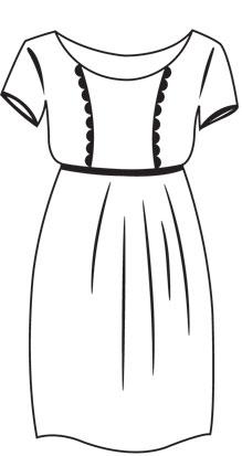 Маленькое черное платье: фасоны на20, 30, 40 и50+