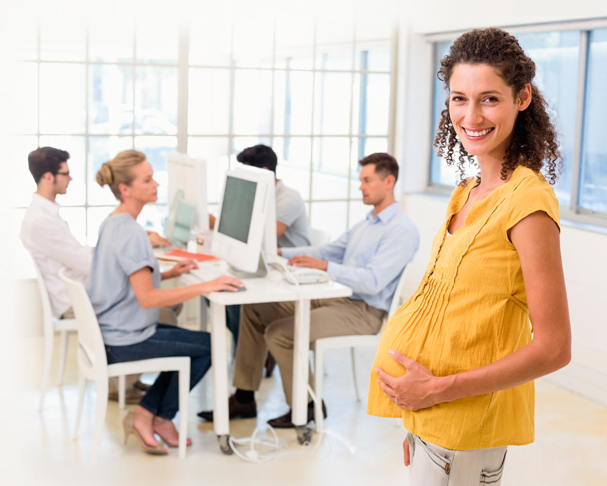 Рабочие места для беременных
