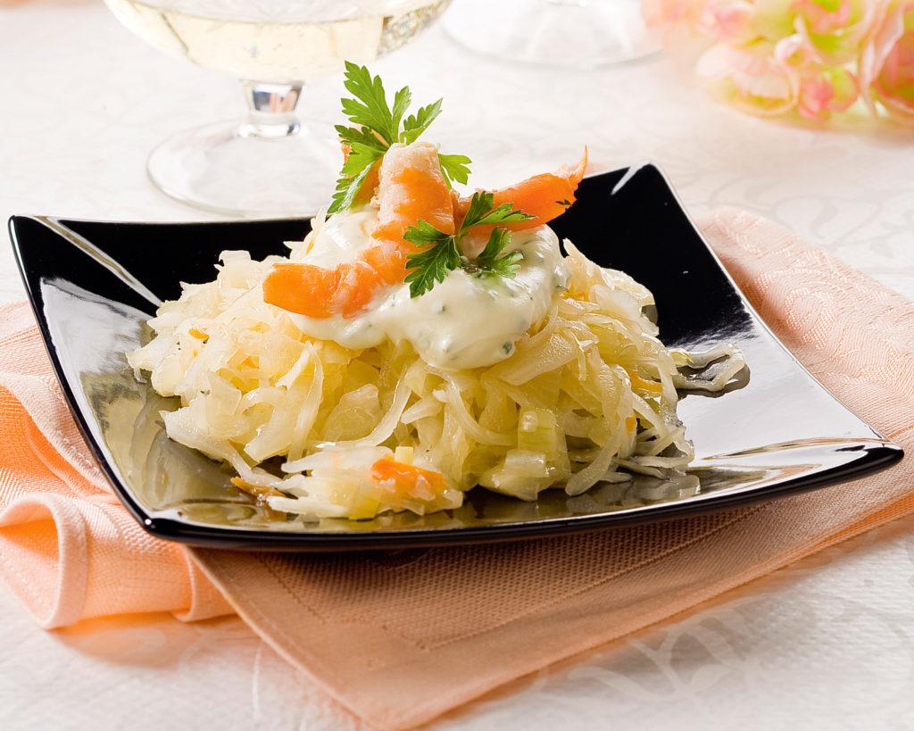 Блюда из квашеной капусты: 4 рецепта