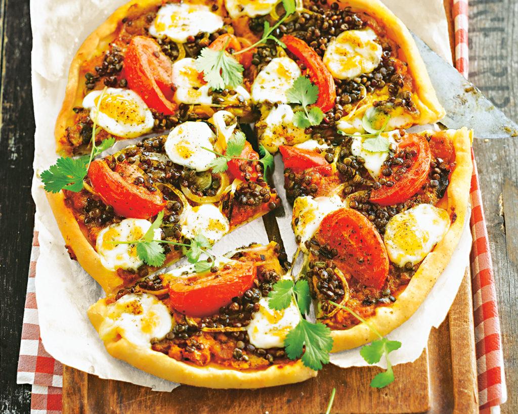 Пицца на любой вкус: 4 пошаговых рецепта