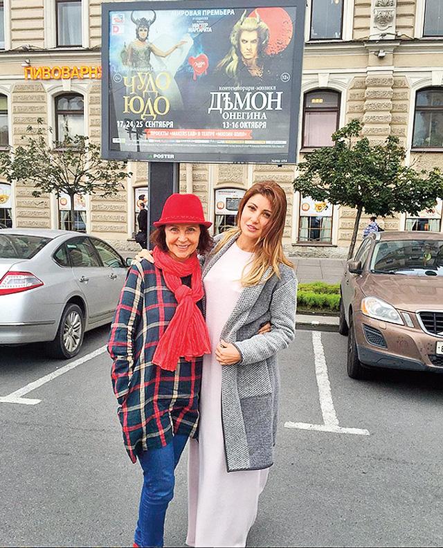 Анастасия Макеева: «Хочу, чтобы рядом был сильный человек»
