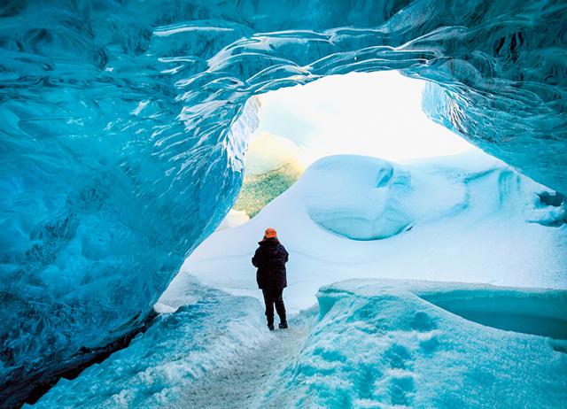 Загадочная страна льдов: путешествие вИсландию