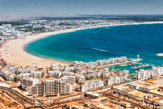 Отдых вМарокко: отсолнечных пляжей доблагоухающих садов