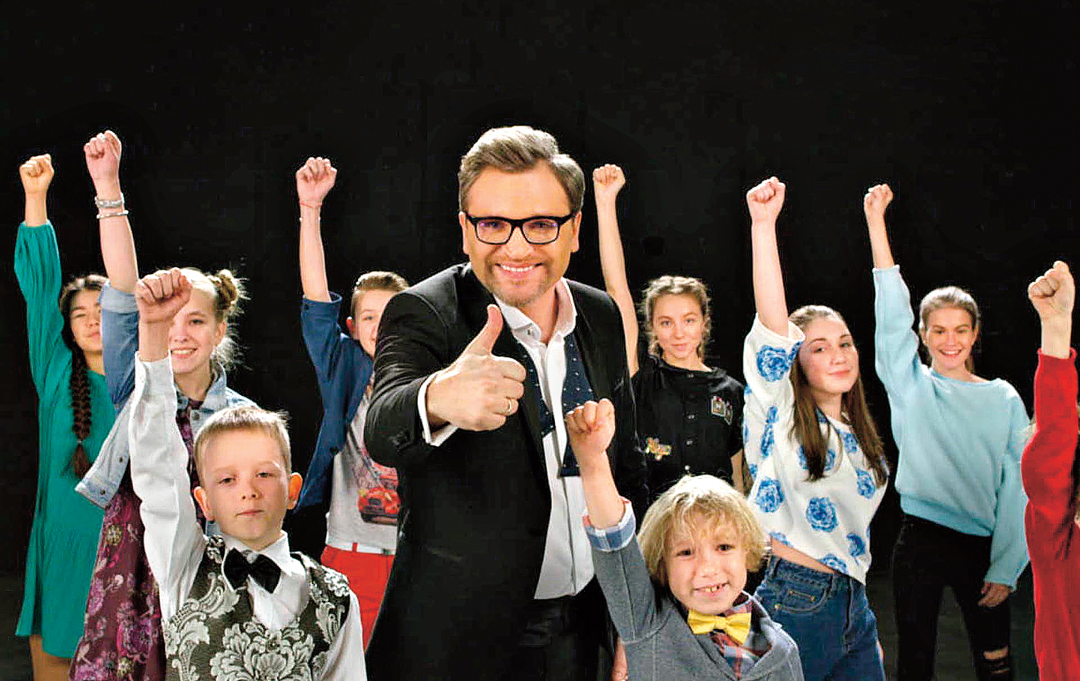 Международный детский вокальный конкурс ты супер