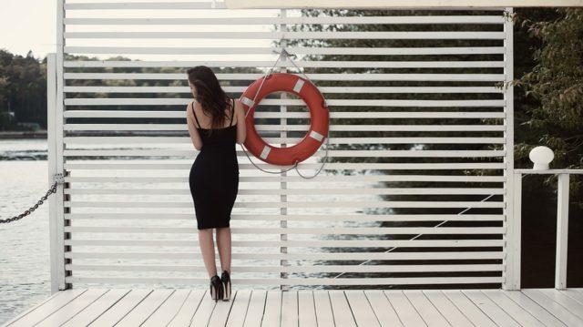 Маленькое черное платье: фасоны на 20, 30, 40 и 50+