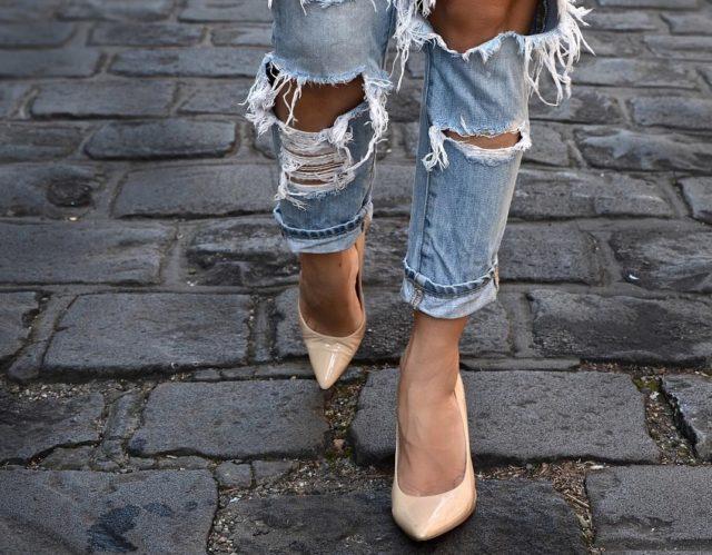 5 проверенных способов носить любимые туфли без боли