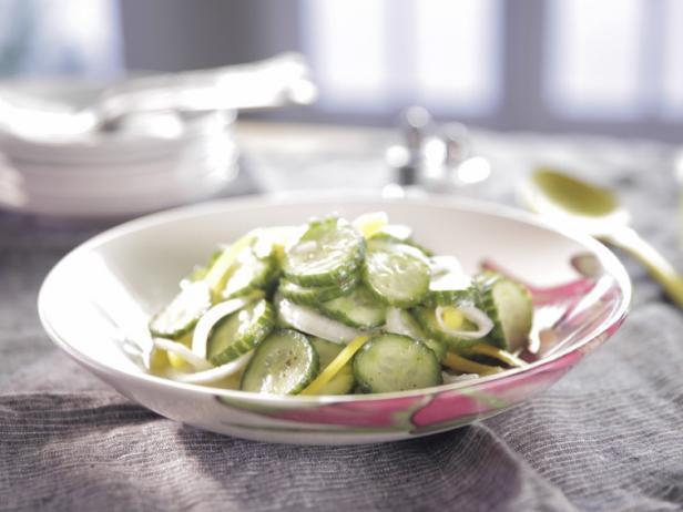 Постное меню: 5 нескучных салатов отповара Триши Йервуд