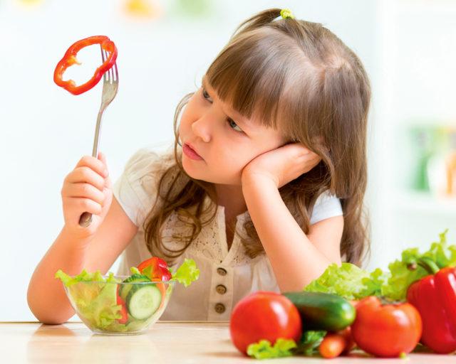 Как накормить привереду: 6 родительских секретов