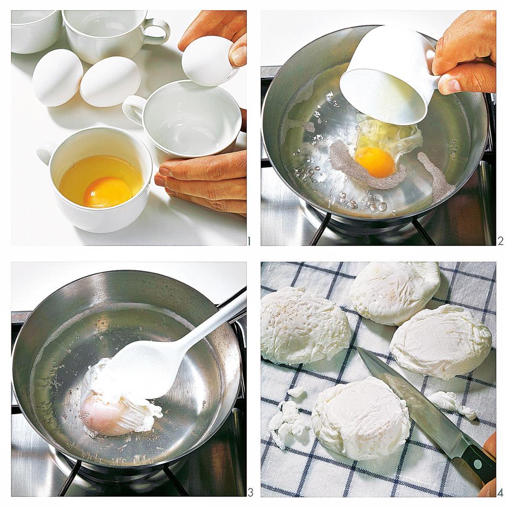 Классический рецепт яйца пашот: идеальный результат