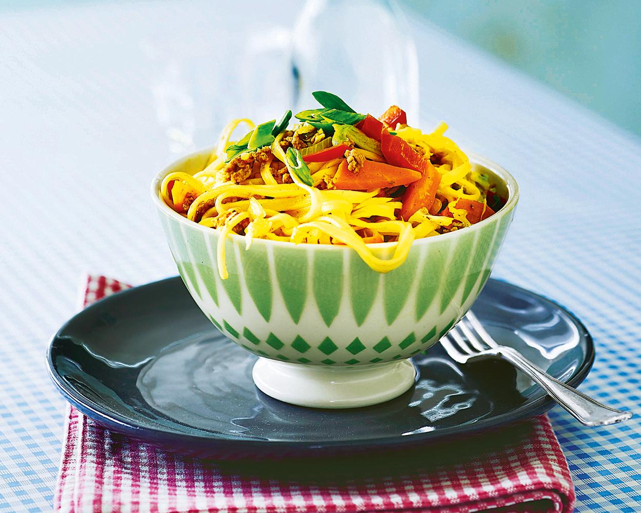 Блюда из спагетти: 5 аппетитных рецептов