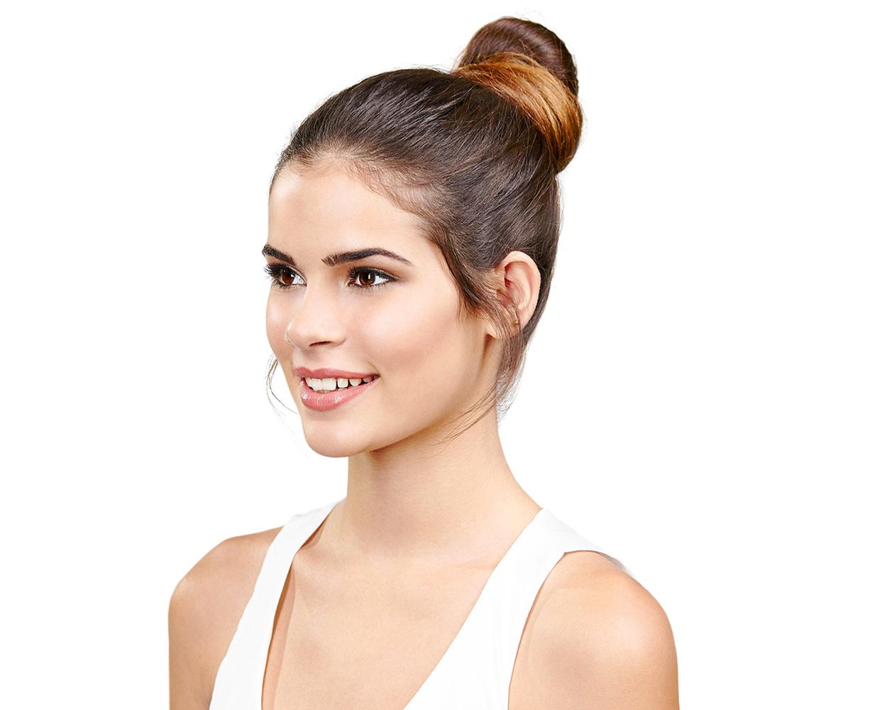 Экспресс-укладки длядлинных волос за1–3 минуты