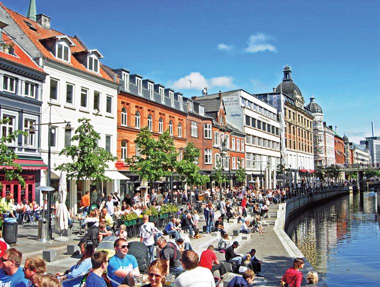 Выходные вЕвропе: 4 загадочных города
